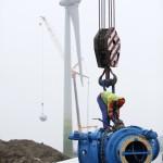 Repoweringprojekt in Schleswig-Holstein © BWE / Jens Meier